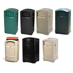 Rubbermaid® Plaza™ Containers