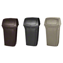 Rubbermaid® 35 Gallon Ranger® Containers