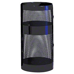 Rubbermaid® Pole/Wall Mount Outdoor Waste Receptacle