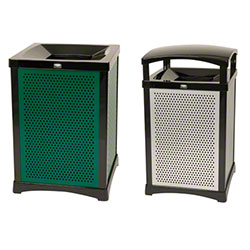 Rubbermaid® Infinity Square Waste Containers