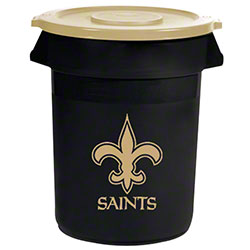 Rubbermaid® Team BRUTE® Wild Sports™ - Saints