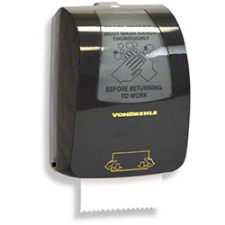 Von Drehle Mechanical Pull-Down Roll Towel Dispenser
