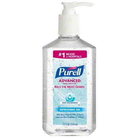 GOJO® Purell® Advanced Hand Sanitizer Skin Nourishing