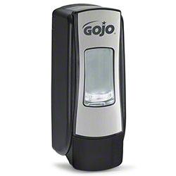 GOJO® ADX-7™ 700 mL Dispenser - Brushed Chrome/Black