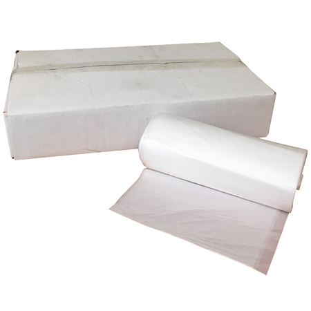 High Density Liner - 40 x 48, 22 mic, Clear
