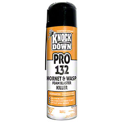 Knock Down™ Hornet & Wasp Foam Blaster - 400g