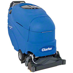 Clarke® Clean Track® L24 Carpet Extractor - 255 AH