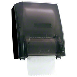 Cascades PRO™ Mechanical No-Touch Towel Dispenser - Black