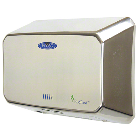 Frost™ Ecofast™ Compact High Speed Hand Dryer - Chrome