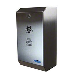 Frost™ Stainless Steel BioMedical Sharps Disposal