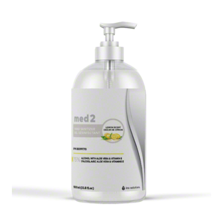 INO MED 2 75% Alcohol Hand Sanitizer - 1 L