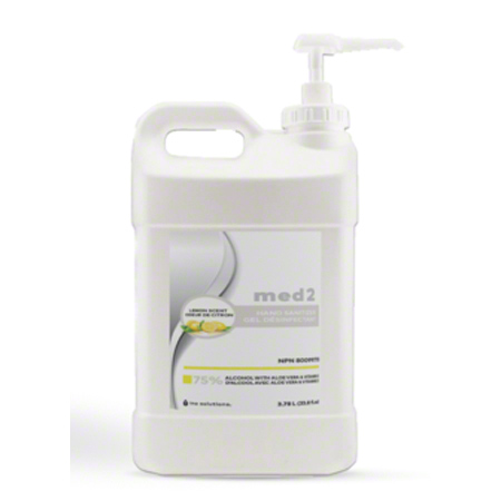 INO MED 2 75% Alcohol Hand Sanitizer - 3.78 L