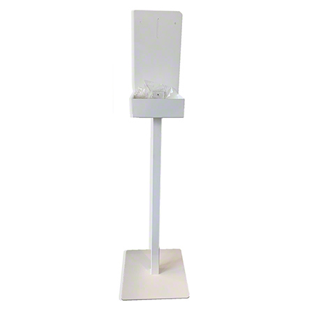 INO Hand Sanitizing Station For Gallon Container - White