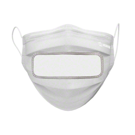 INO Humask Pro Vision™ Surgical Mask w/Clear Window