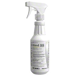 INO Med 55 Spray & Wipe Disinfectant Cleaner RTU - 946 mL
