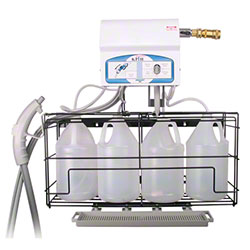 Knight Locking Wire Rack For Four-One Gallon Bottles