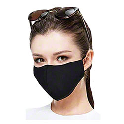 Reusable Washable Face Mask - Black