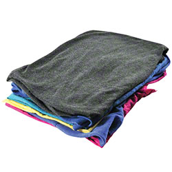 Wipeco Color T-Shirt BX Reclaimed Clothing Wiper -25 lb. Bag