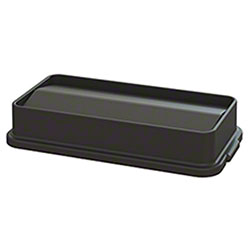 O Cedar® Swing Lid For 23 Gal. Slim Container - Black