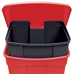 Continental Step-On Receptacle Liner - Fits 18 Gal.