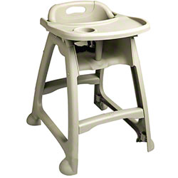 M2 Professional Baby High Chair - Grey