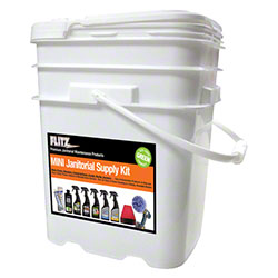 Flitz® Mini Janitorial Supply Kit