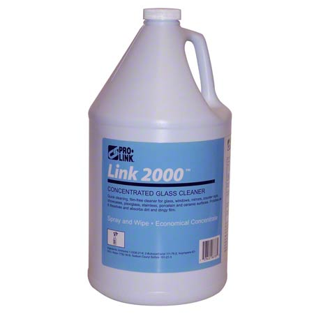 Link 2000 Glass Cleaner - Gal.
