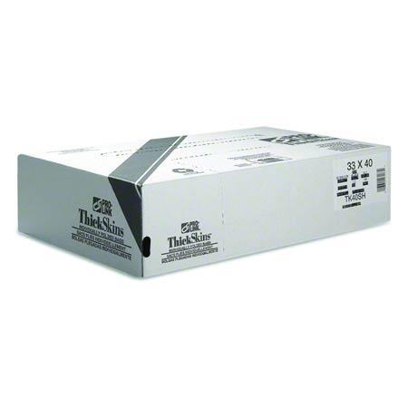 PRO-LINK® ThickSkins™ Liner - 38 x 58, 1.70 Mil, Black
