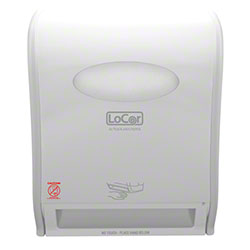 LoCor® Electronic Hard Wound Roll Towel Dispenser