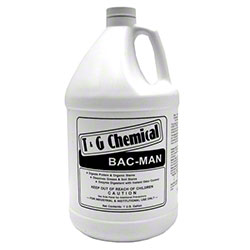 Bac Man Spring Fresh Fragranced Liquid Live Bacteria - Gal.