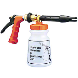 Tolco® Heavy Duty Foam Gun/Sanitizer - 1 Qt.