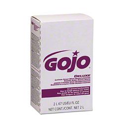 GOJO® Deluxe Lotion Soap w/Moisturizers - 2000 mL NXT®