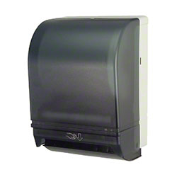 Palmer Electronic Hands-Free Roll Towel Dispenser - Trans.