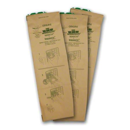 Windsor® Filter Bag Packs For Versamatic