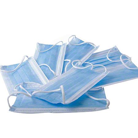 F-Matic Disposable Protective Face Mask - Blue