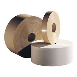 "Intertape® Tru-Test Reinforced Tape - 3"" x 450', White"