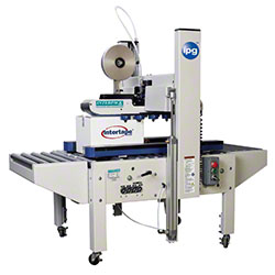Intertape® RSA2024-SB Random Semi-Automatic Case Sealer