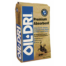 Oil-Dri® Premium Absorbent - 40 lb. Paper Bag