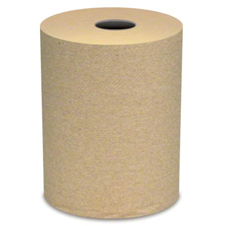 """Von Drehle Preserve® Natural Hardwound Towel -7.9"""" x 800'"""