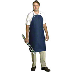 "West Chester Denim No Pocket Apron - 28"" x 36"""