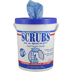 ITW Dymon® Scrubs in-a-Bucket® Hand Cleaner Towel