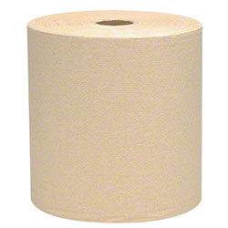 "Scott® Essential Hard Roll Towel - 8"" x 800', Brown"