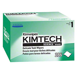 KC Science Kimwipes® Delicate Task Wiper - White (60/280)