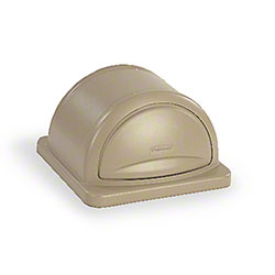 Rubbermaid® Styleline Series® Square Lid - Beige