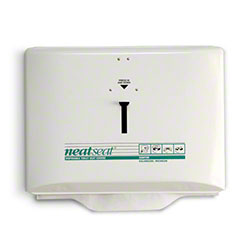 Sanitor NeatSeat™ Dispenser - White