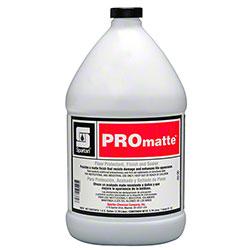 Spartan PROmatte™ Floor Protectant, Finish & Sealer - Gal