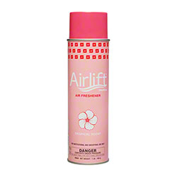 Spartan Airlift® Tropical Scent Air Freshener & Deodorant - 20 oz. Can