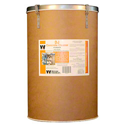 Warsaw DJ Concrete Cleaner - 50 lb. Drum