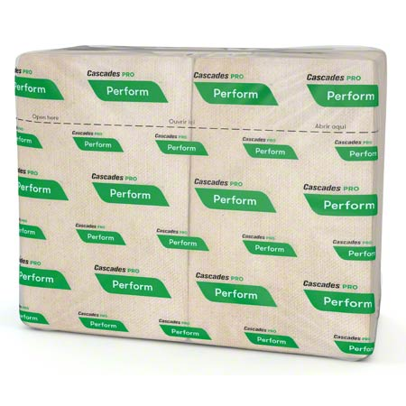 8.5X12.625 Natural 1Ply Perform Interfold Napkin