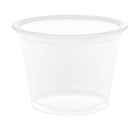 1oz Clear Portion Cup  2500/CS